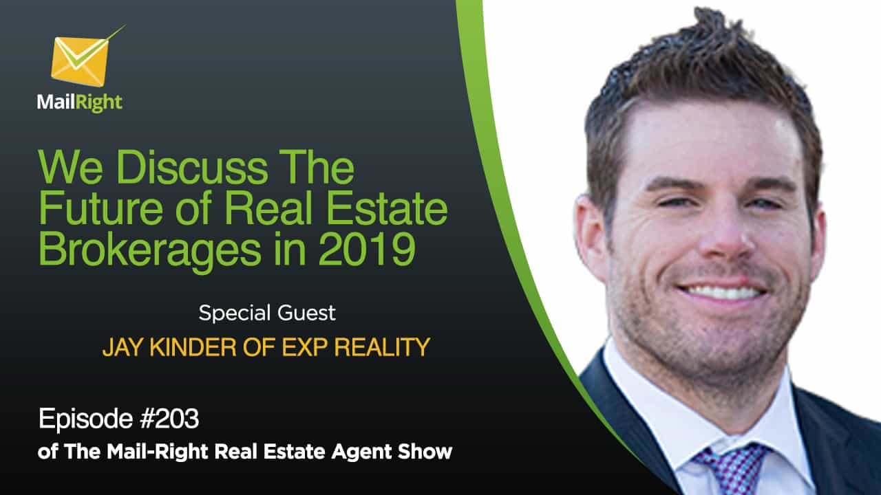 Jay Kinder of eXp Reality & The National Association of Expert Advisors.
