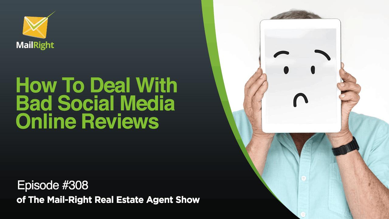 How Do You Deal With Bad Social Media Reviews?